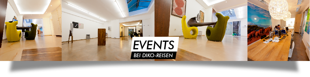 Events bei Diko-Reisen